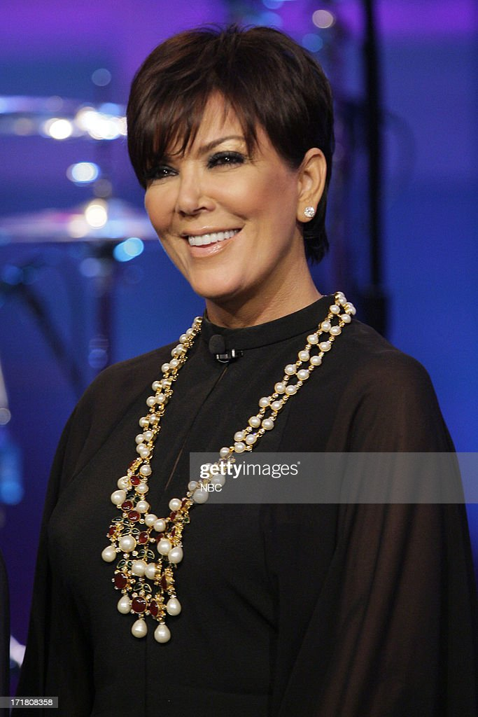 Kris Jenner on June 28, 2013 --