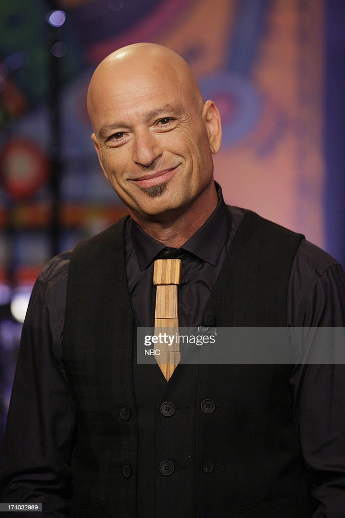 Comedian <a gi-track='captionPersonalityLinkClicked' href=/galleries/search?phrase=Howie+Mandel&family=editorial&specificpeople=595760 ng-click='$event.stopPropagation()'>Howie Mandel</a> on July 19, 2013 --