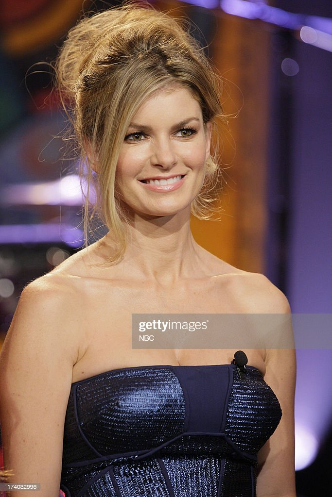 Supermodel <a gi-track='captionPersonalityLinkClicked' href=/galleries/search?phrase=Marisa+Miller&family=editorial&specificpeople=224592 ng-click='$event.stopPropagation()'>Marisa Miller</a> on July 19, 2013 --