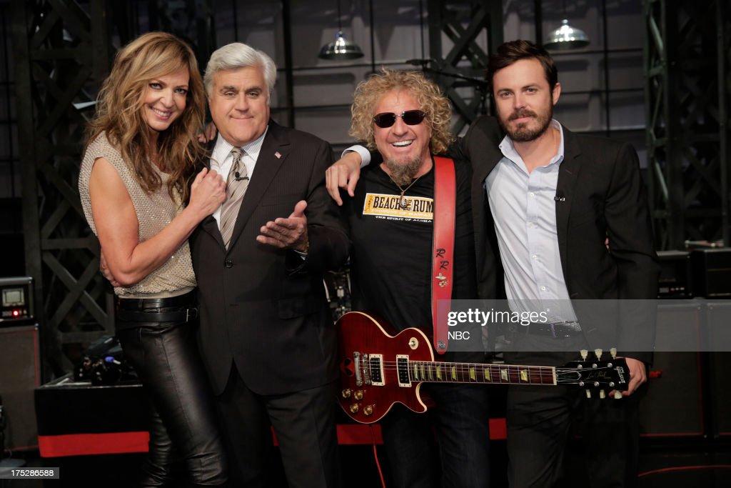 """NBC's """"The Tonight Show with Jay Leno"""" - Season 21"""
