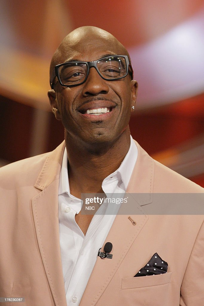 Comedian JB Smoove on August 27, 2013 --