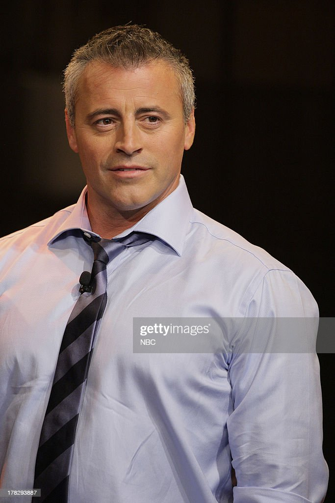 Actor Matt LeBlanc onstage August 28, 2013 --