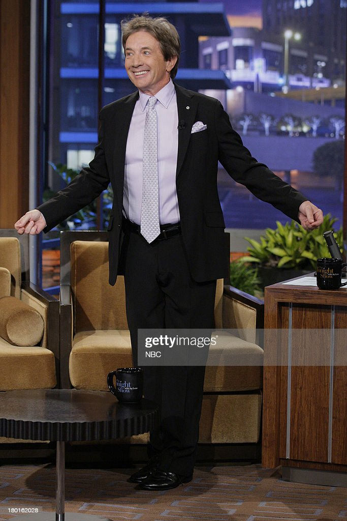 Actor <a gi-track='captionPersonalityLinkClicked' href=/galleries/search?phrase=Martin+Short&family=editorial&specificpeople=211569 ng-click='$event.stopPropagation()'>Martin Short</a> arrives on September 9, 2013 --