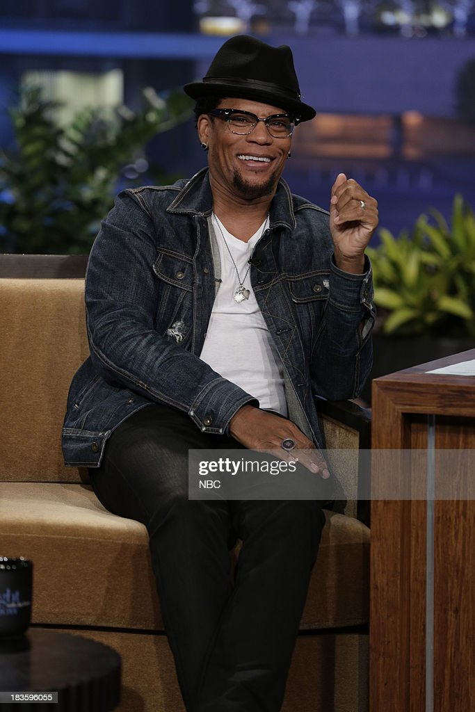 Comedian <a gi-track='captionPersonalityLinkClicked' href=/galleries/search?phrase=D.L.+Hughley&family=editorial&specificpeople=211272 ng-click='$event.stopPropagation()'>D.L. Hughley</a> during an interview on October 7, 2013 --