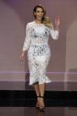 Kim Kardashian arrives on October 30 2013