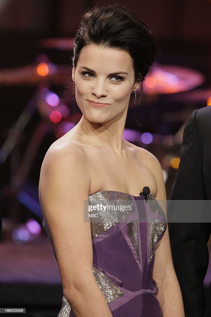 Actress <a gi-track='captionPersonalityLinkClicked' href=/galleries/search?phrase=Jaimie+Alexander&family=editorial&specificpeople=544496 ng-click='$event.stopPropagation()'>Jaimie Alexander</a> onstage November 14, 2013 --