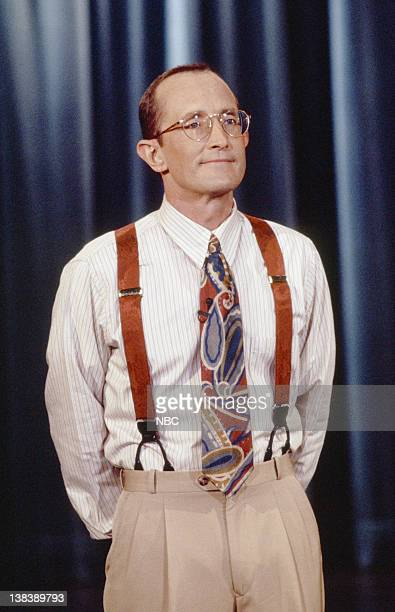 Comedian Jack Mayberry performs on July 8 1994