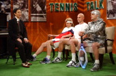 LIVE Episode 5 Air Date Pictured Maya Rudolph as Scott Joplin Seth Meyers as young Andre Agassi Andy Roddick as Andre Agassi Will Forte as future...