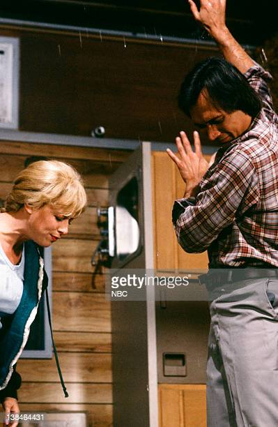 Victoria Jackson As Mother Jimmy Smits Eddie During The Manhattan Mobile Home Park