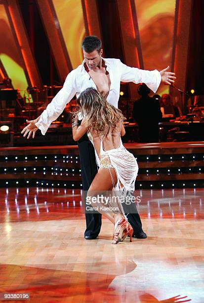 STARS Episode 505 On week five of 'Dancing with the Stars' airing MONDAY OCTOBER 22 eight dance couples remain vying for the chance to be crowned...