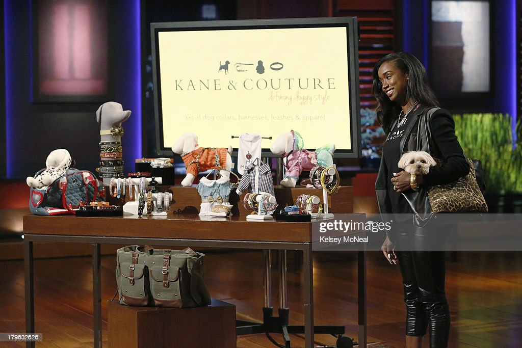 TANK - 'Episode 505' -- The Sharks first scoff at a woman from New York, NY who wants to put the 'style' in your doggy's lifestyle with her chic canine fashion accessories; a Silicon Valley veteran from Burlingame, CA has a breathalyzer app that could help save lives; three event planners from Hampton, VA ask the sharks to invest in their gourmet mango preserves business while singing their jingle, 'spread it, mix it, shake it, stir it'; and a husband from Waterford, MI uses a sexy body double to demonstrate how a man can earn medals for performing household chores. Also, an update on Lani Lazzari from Pittsburgh, PA and her spa quality body scrubs, Simple Sugars, which Mark Cuban invested in during Season 4, on 'Shark Tank,' FRIDAY, SEPTEMBER 27 (9:00-10:01 p.m., ET) on the ABC Television Network. AMBER