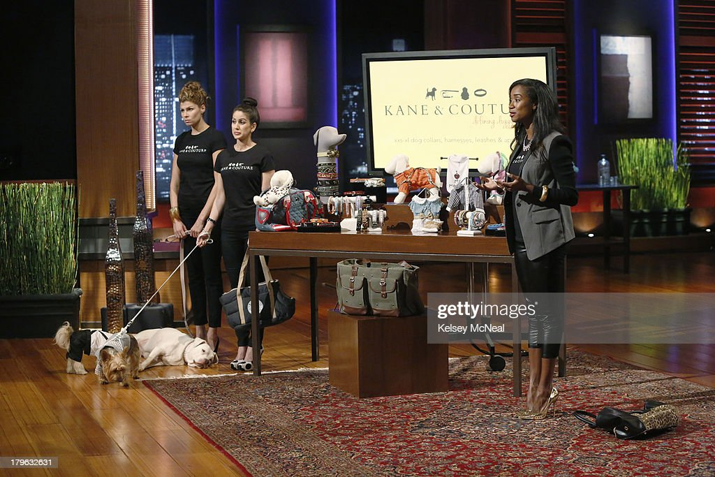 TANK - 'Episode 505' -- The Sharks first scoff at a woman from New York, NY who wants to put the 'style' in your doggy's lifestyle with her chic canine fashion accessories; a Silicon Valley veteran from Burlingame, CA has a breathalyzer app that could help save lives; three event planners from Hampton, VA ask the sharks to invest in their gourmet mango preserves business while singing their jingle, 'spread it, mix it, shake it, stir it'; and a husband from Waterford, MI uses a sexy body double to demonstrate how a man can earn medals for performing household chores. Also, an update on Lani Lazzari from Pittsburgh, PA and her spa quality body scrubs, Simple Sugars, which Mark Cuban invested in during Season 4, on 'Shark Tank,' FRIDAY, SEPTEMBER 27 (9:00-10:01 p.m., ET) on the ABC Television Network. FORRESTER