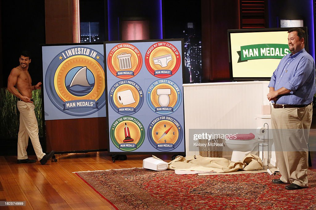 TANK - 'Episode 505' -- The Sharks first scoff at a woman from New York, NY who wants to put the 'style' in your doggy's lifestyle with her chic canine fashion accessories; a Silicon Valley veteran from Burlingame, CA has a breathalyzer app that could help save lives; three event planners from Hampton, VA ask the sharks to invest in their gourmet mango preserves business while singing their jingle, 'spread it, mix it, shake it, stir it'; and a husband from Waterford, MI uses a sexy body double to demonstrate how a man can earn medals for performing household chores. Also, an update on Lani Lazzari from Pittsburgh, PA and her spa quality body scrubs, Simple Sugars, which Mark Cuban invested in during Season 4, on 'Shark Tank,' FRIDAY, SEPTEMBER 27 (9:00-10:01 p.m., ET) on the ABC Television Network. JIM O