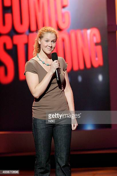 Contestant Amy Schumer