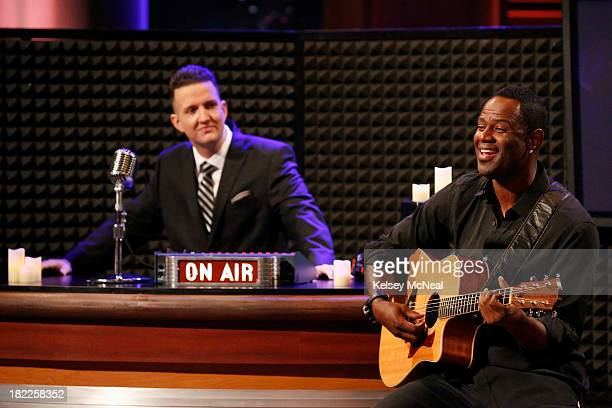 TANK 'Episode 507' Platinum recording artist Brian McKnight sings to the Sharks when he joins an entrepreneurial deejay from San Diego CA pitching a...