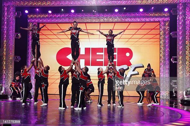 Cheer Photo by Trae Patton/NBCU Photo Bank