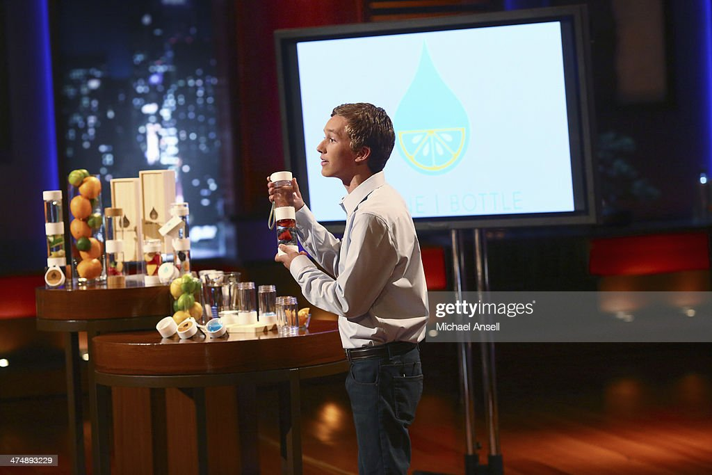 TANK - 'Episode 516' - Millions of young Americans are inspired by 'Shark Tank' and some of them now have the chance to see if they will be treated like the adult entrepreneurs when the critically-acclaimed show airs a specially-themed episode featuring kids and teens, on FRIDAY, MARCH 14 (9:00-10:01 p.m., ET) on the ABC Television Network. KOSTLER
