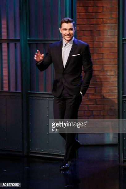 Actor Dave Franco arrives on June 26 2017