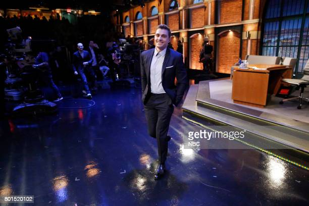 Actor Dave Franco on June 26 2017