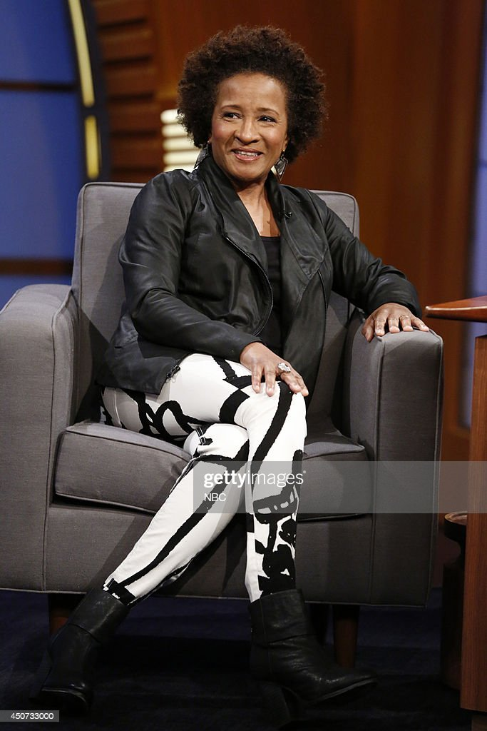 "NBC's ""Late Night With Seth Meyers"" With Guests Wanda Sykes, Piper Perabo, Stromae"