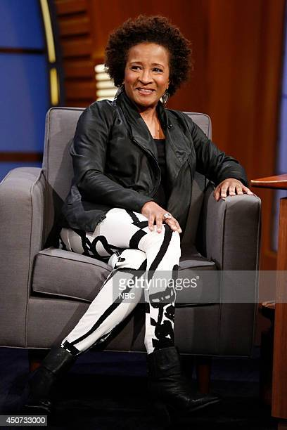 Comedian Wanda Sykes during an interview on June 16 2014