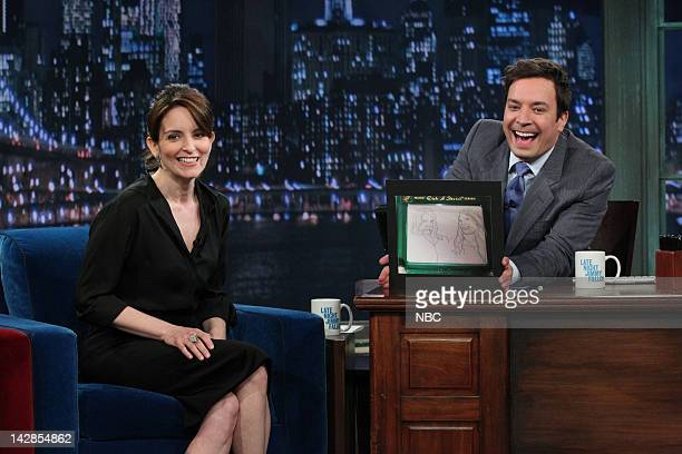Tina Fey Jimmy Fallon Photo by
