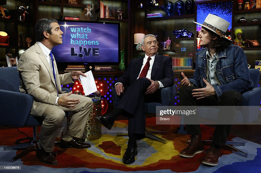 Andy Cohen, Dan Rather, John Mayer --