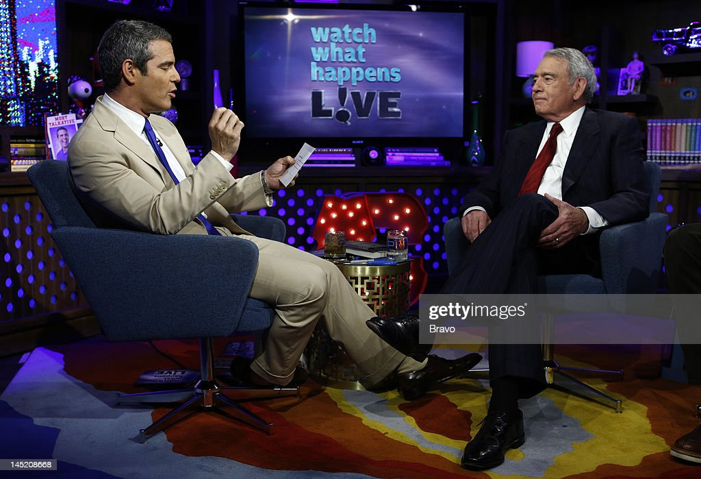 Andy Cohen, Dan Rather --
