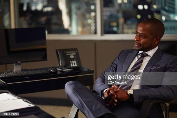 SUITS '100' Episode 708 Pictured Dule Hill as Alex Williams