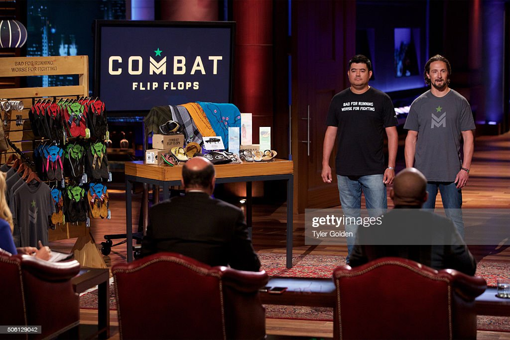 TANK Episode 719 Veteran and military spouse entrepreneurs try to enlist the Sharks investments in their productswill it be a mission accomplished...