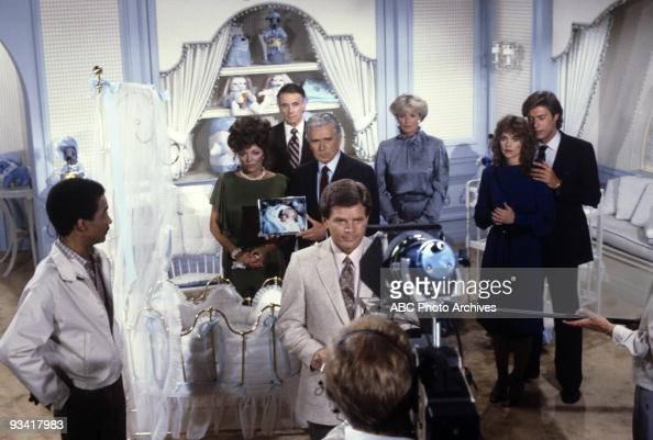 DYNASTY 'Episode' 7/26/82 Joan Collins Lee Bergere John Forsythe Linda Evans Pamela Sue Martin John James