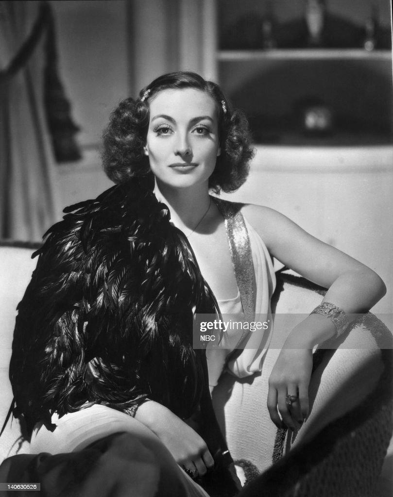 Actress Joan Crawford in 1936 -- Photo by: NBCU Photo Bank