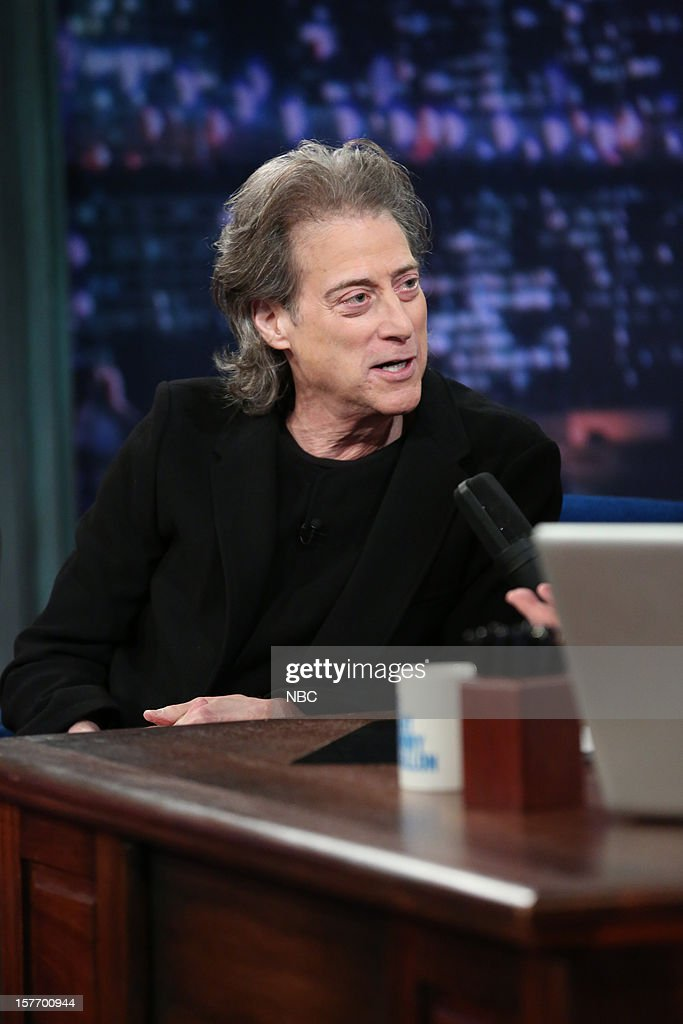 <a gi-track='captionPersonalityLinkClicked' href=/galleries/search?phrase=Richard+Lewis&family=editorial&specificpeople=213264 ng-click='$event.stopPropagation()'>Richard Lewis</a> during an interview on December 5, 2012 --