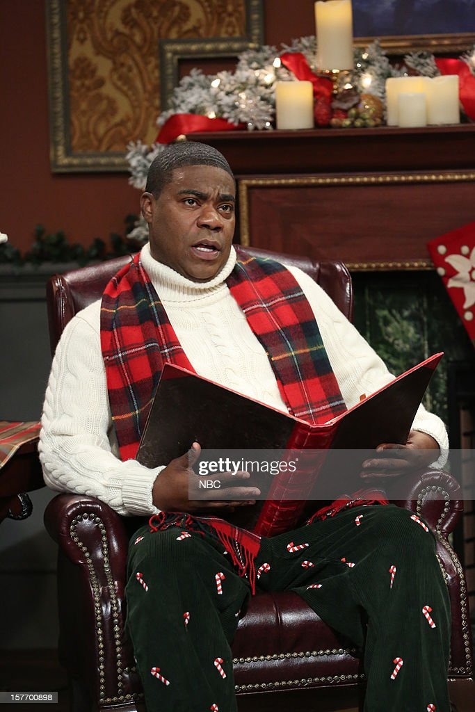 <a gi-track='captionPersonalityLinkClicked' href=/galleries/search?phrase=Tracy+Morgan&family=editorial&specificpeople=182428 ng-click='$event.stopPropagation()'>Tracy Morgan</a> during a skit on December 5, 2012 --