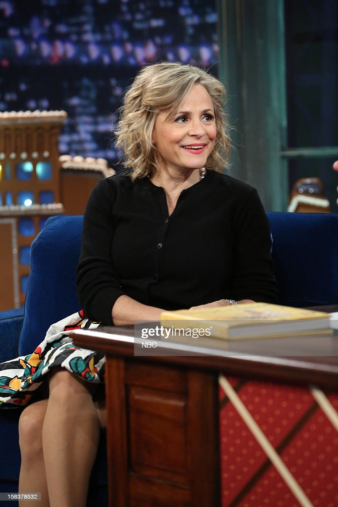 <a gi-track='captionPersonalityLinkClicked' href=/galleries/search?phrase=Amy+Sedaris&family=editorial&specificpeople=209343 ng-click='$event.stopPropagation()'>Amy Sedaris</a> during an interview on December 14, 2012 --