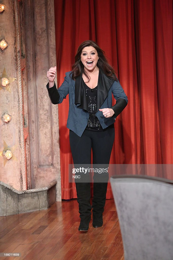 Rachael Ray arrives on January 9, 2013 --