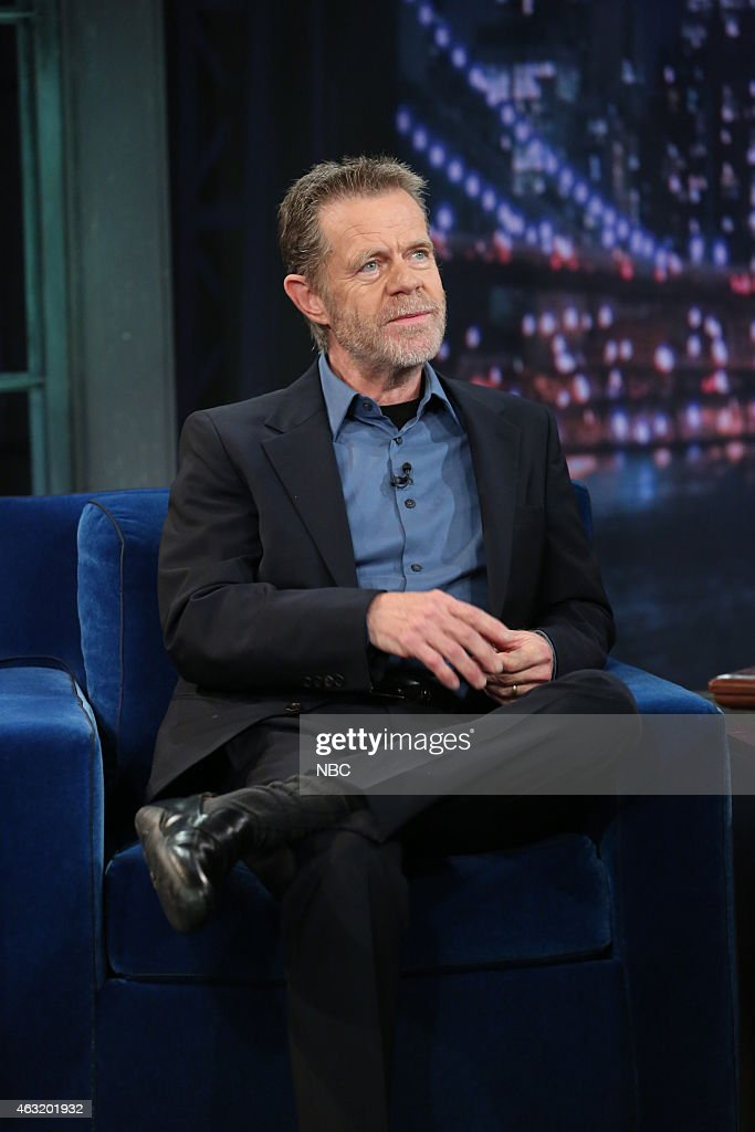 <a gi-track='captionPersonalityLinkClicked' href=/galleries/search?phrase=William+H.+Macy&family=editorial&specificpeople=202170 ng-click='$event.stopPropagation()'>William H. Macy</a> during an interview on January 9, 2013 --