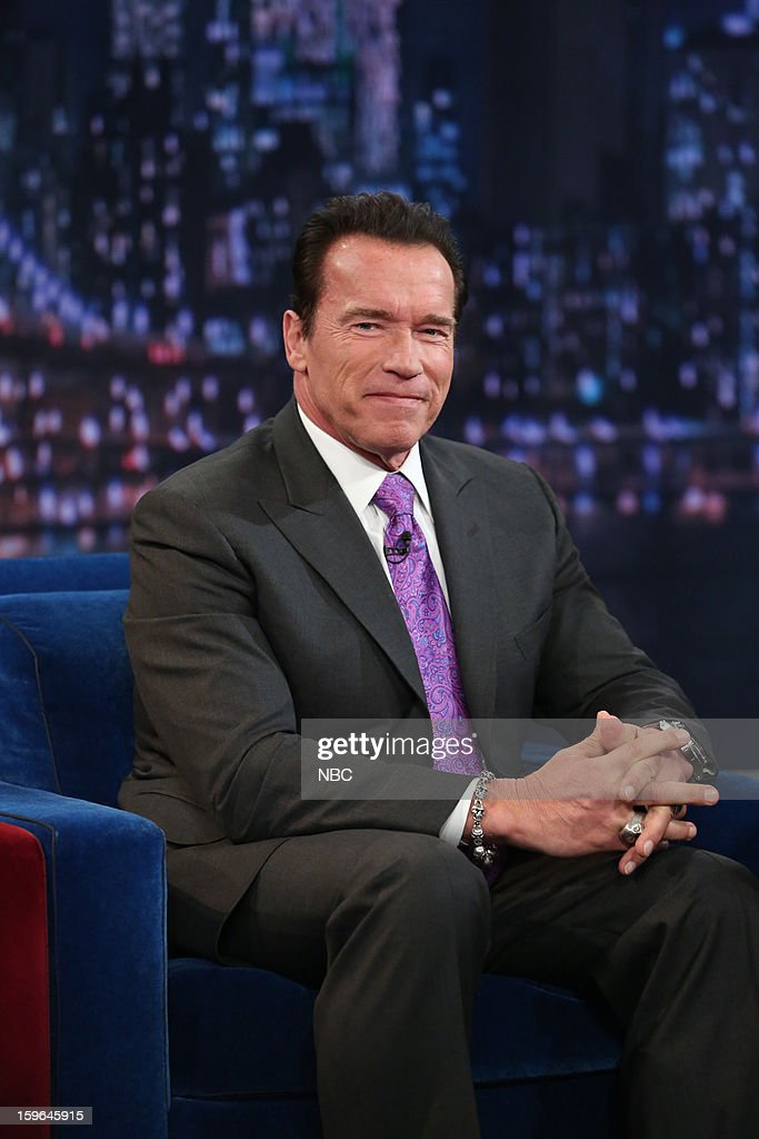 <a gi-track='captionPersonalityLinkClicked' href=/galleries/search?phrase=Arnold+Schwarzenegger&family=editorial&specificpeople=156406 ng-click='$event.stopPropagation()'>Arnold Schwarzenegger</a> on January 17, 2013 --