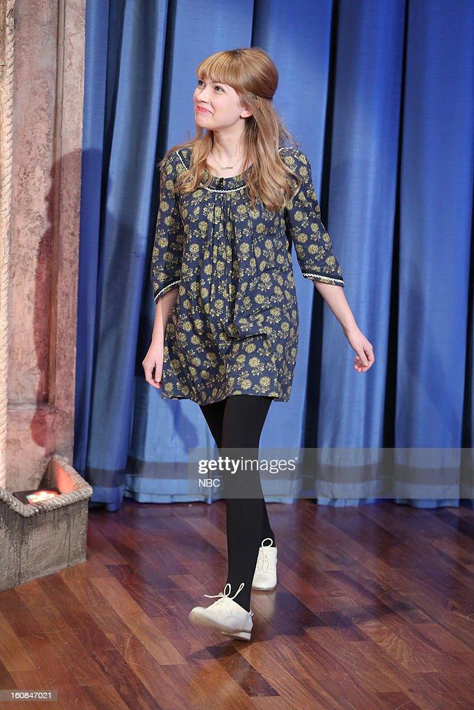 Rookie Magazine's Tavi Gevinson arrives on February 6, 2013 --