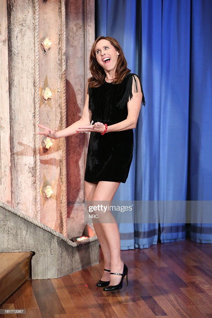 Molly Shannon on February 14, 2013 --