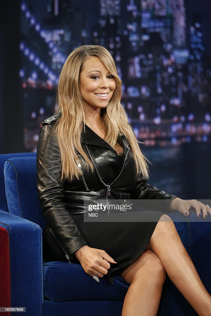 Mariah Carey on March 1, 2013 --