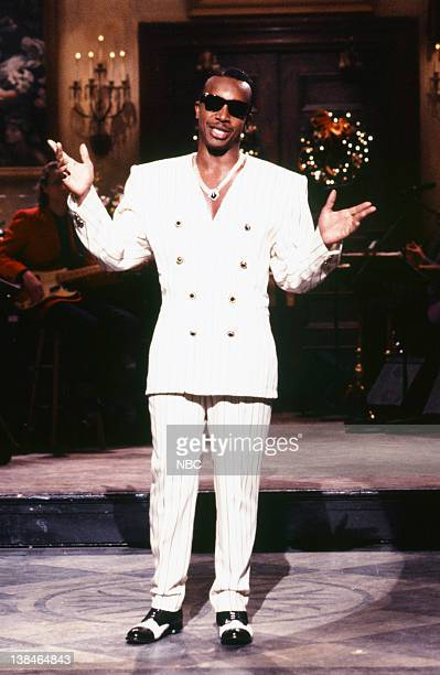 MC Hammer during the Monologue on December 7 1991