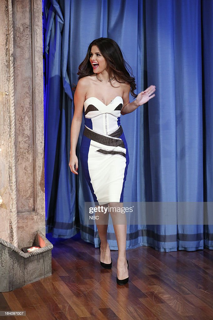 <a gi-track='captionPersonalityLinkClicked' href=/galleries/search?phrase=Selena+Gomez&family=editorial&specificpeople=4295969 ng-click='$event.stopPropagation()'>Selena Gomez</a> Arives on March 19, 2013 --