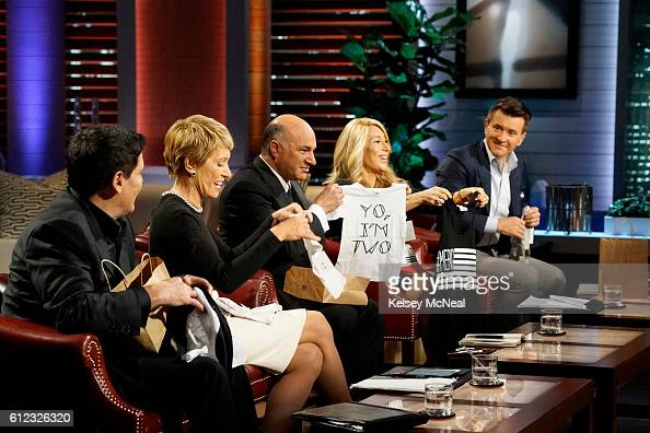 Lori greiner stock photos and pictures getty images for Tactibite fish call shark tank