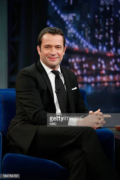James Purefoy on March 27 2013