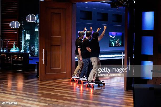 Lori clark stock photos and pictures getty images for Shark tank motorized skates