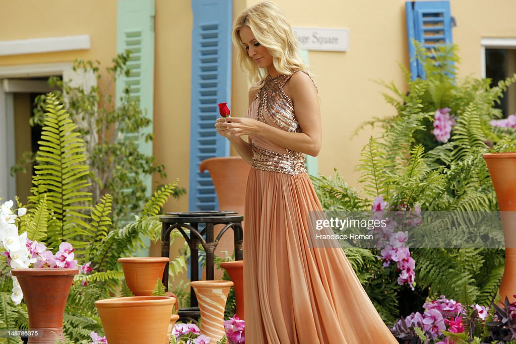 THE BACHELORETTE - 'Episode 810' - After her broken engagement to Brad Womack, single mother Emily Maynard risked everything for a second chance at love, searching not just for a husband but for a father figure for her six-year-old daughter, Ricki. Now, after surviving some stunning twists and turns, Emily has narrowed down the 25 bachelors to two fabulous guys, Arie and Jef. Although her two relationships have progressed at different speeds - passionate and steamy from the start with Arie, while the other with Jef just grew out of a playful crush - Emily is completely in love with both men. She hopes her family, now on the beautiful island of Curaçao, will offer some crucial input on which bachelor would make the better match for her. Emily is totally torn between her two suitors and whether she even should introduce Ricki to them. Which man will she choose to leave paradise with and to share her life? Or will she decide not to hand out a final rose? The Season Finale of 'The Bachelorette' airs SUNDAY, JULY 22 (8:00-10:01 p.m., ET), on the ABC Television Network. MAYNARD