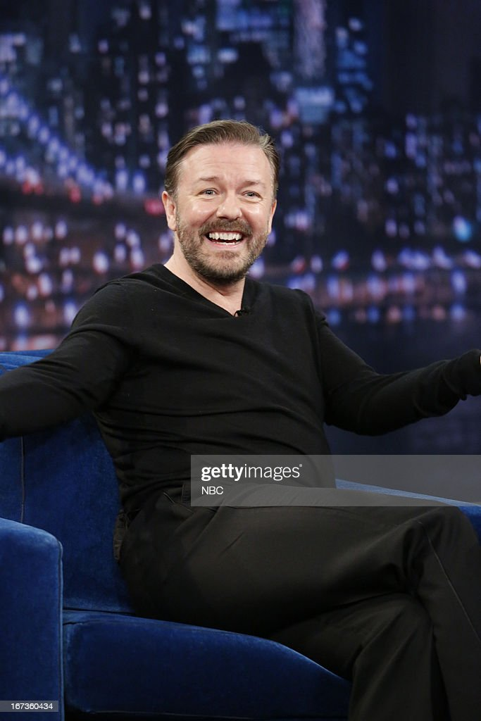 <a gi-track='captionPersonalityLinkClicked' href=/galleries/search?phrase=Ricky+Gervais&family=editorial&specificpeople=209237 ng-click='$event.stopPropagation()'>Ricky Gervais</a> on April 24, 2013 --