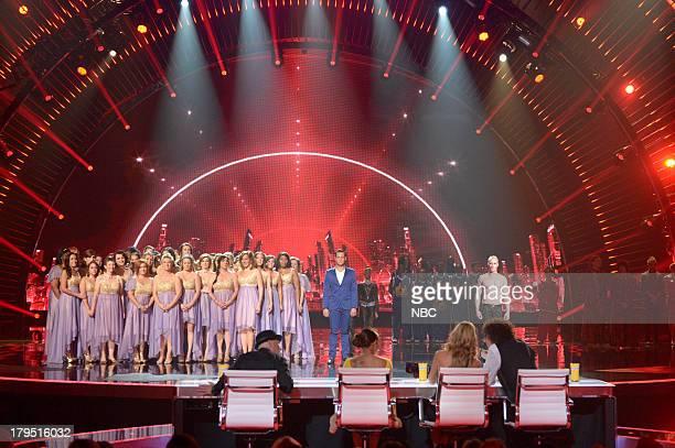 American Military Spouses Choir Branden James Timber Brown