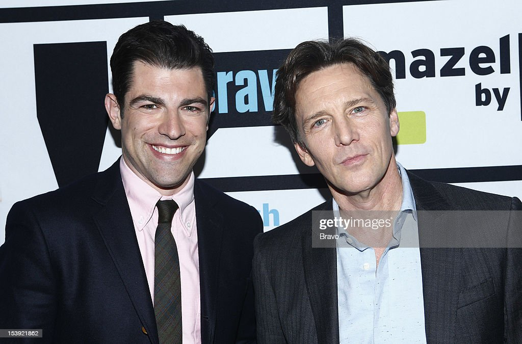 Max Greenfield, Andrew McCarthy --